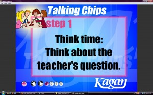 Talking chips 1