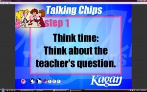 Talking chips 1