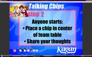 Talking chips 2