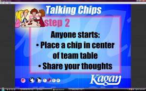 Talking chips 2