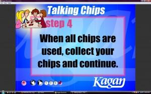 Talking chips 4