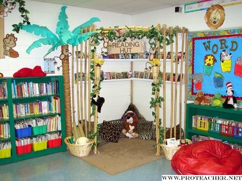 reading hut